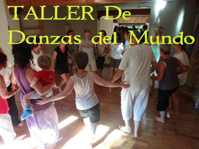 taller de Danzas del mundo